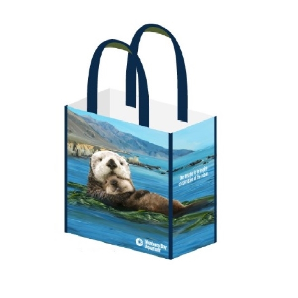 RECYCLED PET TOTE BAG OTTER BAY