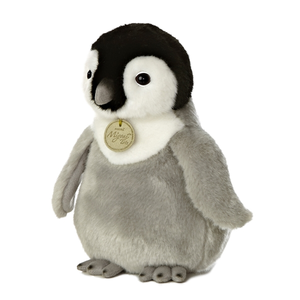 PENGUIN EMPEROR CHICK PLUSH 10""