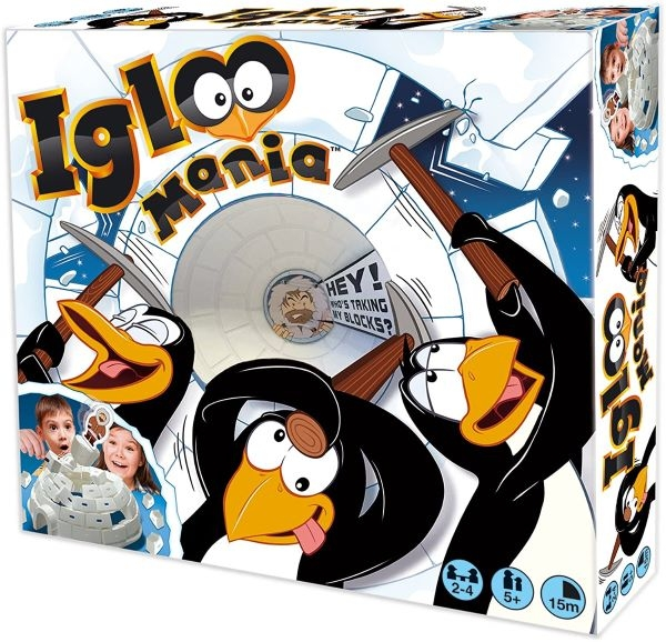 GAME IGLOO MANIA