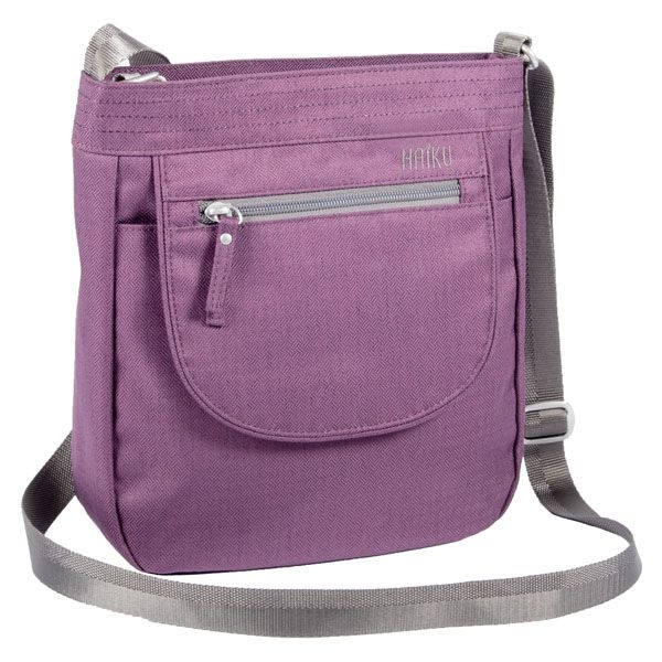 CROSSBODY BAG BLACKBERRY