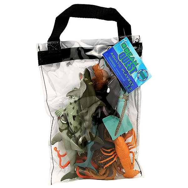 OCEAN QUEST AQUATIC ANIMAL POLYBAG