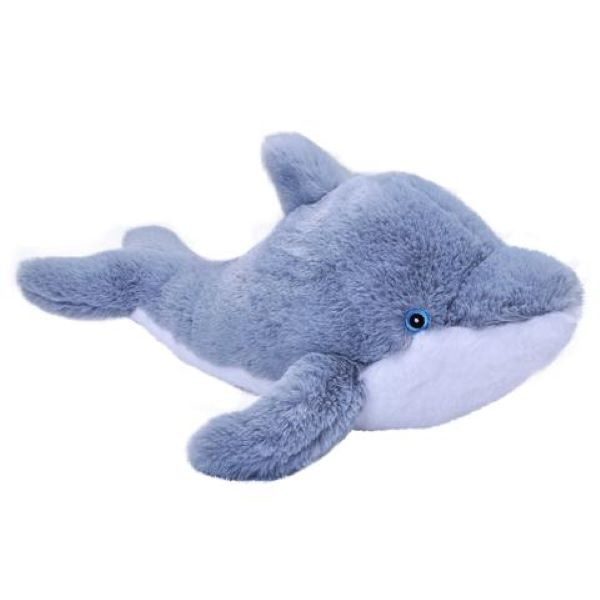 DOLPHIN PLUSH ECOKIN MINI 8""