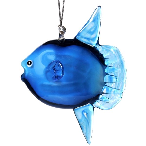 GLASS ORNAMENT MOLA MOLA