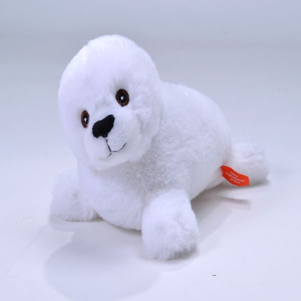 HARP SEAL PUP PLUSH ECOKIN MINI 8""
