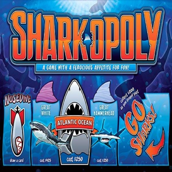 GAME SHARK-OPOLY
