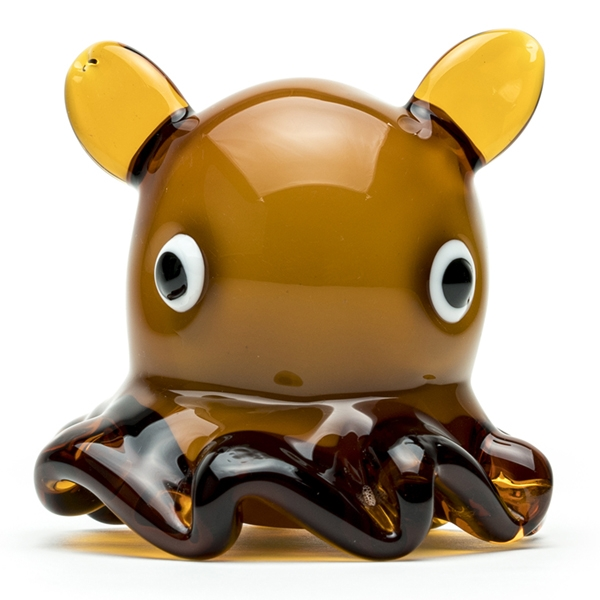 GLASS FIGURINE DUMBO OCTOPUS